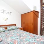 Sea View 1-Room Apartment for 2 Persons with Terrace AS-10373-b