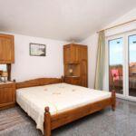 Apartament cu aer conditionat cu vedere spre mare cu 1 camera pentru 4 pers. A-9211-b