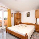 Apartament cu aer conditionat cu vedere spre mare cu 1 camera pentru 4 pers. A-9211-c