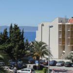 Apartament 5-osobowy z klimatyzacją z widokiem na morze z 2 pomieszczeniami sypialnianymi A-6759-a