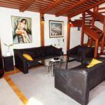 Apartament 8-osobowy z klimatyzacją z widokiem na morze z 3 pomieszczeniami sypialnianymi A-6082-a
