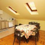 Apartament cu aer conditionat cu vedere spre mare cu 1 camera pentru 5 pers. A-5582-b