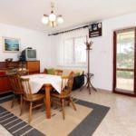2-Zimmer-Apartment für 5 Personen mit Terasse und Aussicht auf das Meer A-542-a