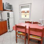 2-Zimmer-Apartment für 4 Personen mit Klimaanlage und Aussicht auf das Meer A-5792-c