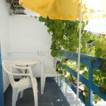 Apartament cu aer conditionat cu balcon cu 1 camera pentru 2 pers. AS-6852-b
