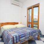 Apartament cu aer conditionat cu balcon cu 1 camera pentru 2 pers. AS-6852-h