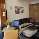 Légkondicionált teraszos 3 fős apartman 1 hálótérrel A-12854-b