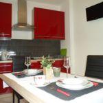 Apartament 4-osobowy z klimatyzacją z widokiem na morze z 2 pomieszczeniami sypialnianymi A-12305-a
