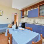 Apartament 3-osobowy z klimatyzacją z widokiem na morze z 1 pomieszczeniem sypialnianym A-12766-a