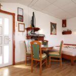 Apartman s klimatizací pro 3 os. s 1 ložnicí s výhledem na moře AS-8224-b