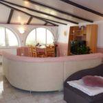 Apartament cu aer conditionat cu vedere spre mare cu 1 camera pentru 5 pers. A-5478-a