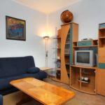 Apartman s terasou pro 4 os. s 1 ložnicí s výhledem na moře A-5055-a