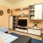 Légkondicionált teraszos 6 fős apartman 2 hálótérrel A-1088-a