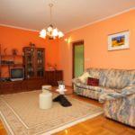 Légkondicionált teraszos 5 fős apartman 3 hálótérrel K-7685