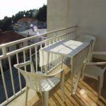 Apartament cu aer conditionat cu vedere spre mare cu 1 camera pentru 3 pers. AS-301-a