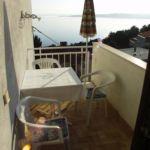 Apartament cu aer conditionat cu vedere spre mare cu 1 camera pentru 3 pers. AS-301-d