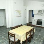 Apartament 6-osobowy z klimatyzacją z widokiem na morze z 2 pomieszczeniami sypialnianymi A-2044-a