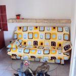 Apartament cu terasa cu 1 camera pentru 3 pers. AS-6204-b