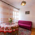 Apartament cu aer conditionat cu terasa cu 2 camere pentru 5 pers. A-12634-a