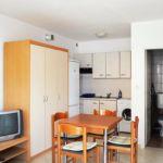 Légkondicionált teraszos 6 fős apartman 2 hálótérrel A-5450-c