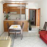 Apartament 5-osobowy z klimatyzacją z widokiem na morze z 2 pomieszczeniami sypialnianymi A-11579-c