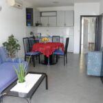 Apartament 5-osobowy z klimatyzacją z widokiem na morze z 2 pomieszczeniami sypialnianymi A-11579-d