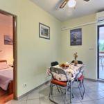 Apartament 4-osobowy z klimatyzacją z widokiem na morze z 2 pomieszczeniami sypialnianymi A-5699-a