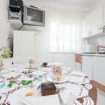 Apartament 7-osobowy z klimatyzacją z widokiem na morze z 2 pomieszczeniami sypialnianymi A-6671-b