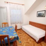 Apartament cu aer conditionat cu vedere spre mare cu 1 camera pentru 4 pers. A-1139-d
