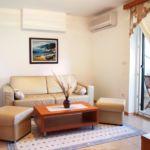 Apartament 4-osobowy z klimatyzacją z widokiem na morze z 1 pomieszczeniem sypialnianym A-3213-i