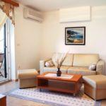 Apartament 4-osobowy z klimatyzacją z widokiem na morze z 1 pomieszczeniem sypialnianym A-3213-j