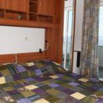 Tengerre néző légkondicionált franciaágyas szoba S-2616-a