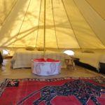Komfort Romantik 4 fős bungalow (pótágyazható)