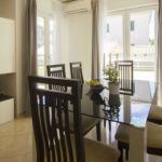 Légkondicionált teraszos 6 fős apartman 2 hálótérrel A-5960-c
