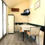 Apartman s klimatizací pro 4 os. s 1 ložnicí s výhledem na moře A-11628-c
