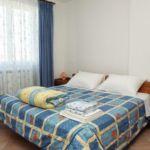 Apartman s klimatizací pro 4 os. s 1 ložnicí s výhledem na moře A-3007-d