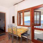 Apartman s klimatizací pro 3 os. s 1 ložnicí s výhledem na moře A-9229-b
