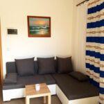 Apartament cu aer conditionat cu terasa cu 1 camera pentru 4 pers. A-13571-a