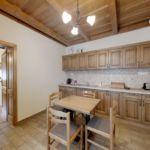 Apartament exclusive familial(a) cu 2 camere pentru 5 pers. (se poate solicita pat suplimentar)