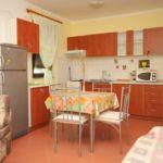 Légkondicionált teraszos 4 fős apartman 2 hálótérrel A-7664-a