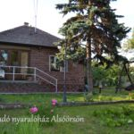 Szarvas-Lak Üdülőház Alsóörs