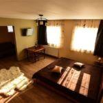 Erkélyes Deluxe franciaágyas szoba