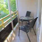 Apartament cu bucatarie proprie cu vedere spre parc cu 1 camera pentru 4 pers.