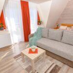 2-Zimmer-Apartment für 6 Personen Obergeschoss mit Balkon