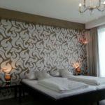 Földszinti franciaágyas szoba (pótágyazható)