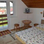 Apartmán pre 9 os. s 3 spálňami v podkroví