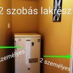Fürdőszobás háromágyas szoba