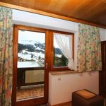 Mountain View 2-Room Balcony Apartment for 4 Persons