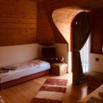 Erkélyes Családi négyágyas szoba