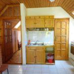 Fürdőszobás saját konyhával 8 fős apartman 2 hálótérrel